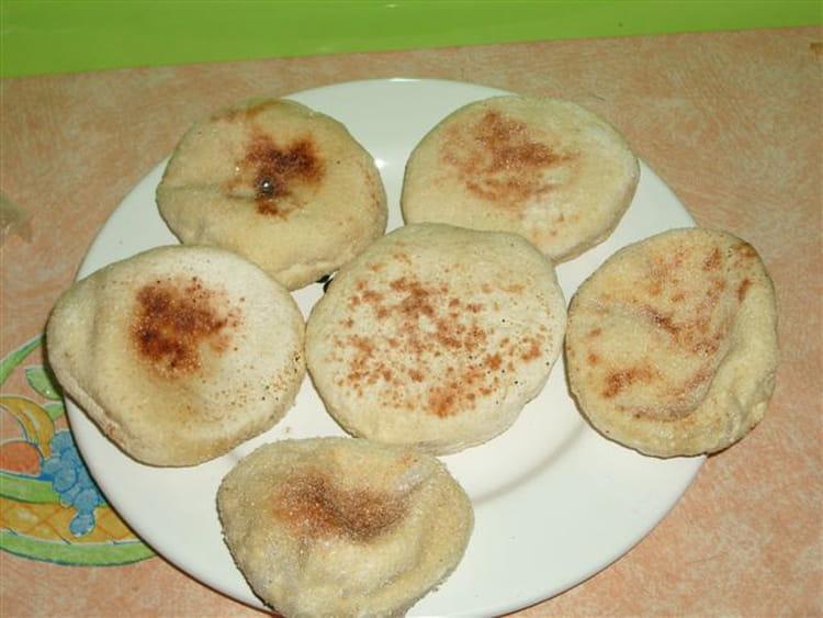 Recette de batbout nature la recette facile - Cuisine de choumicha recette de batbout ...