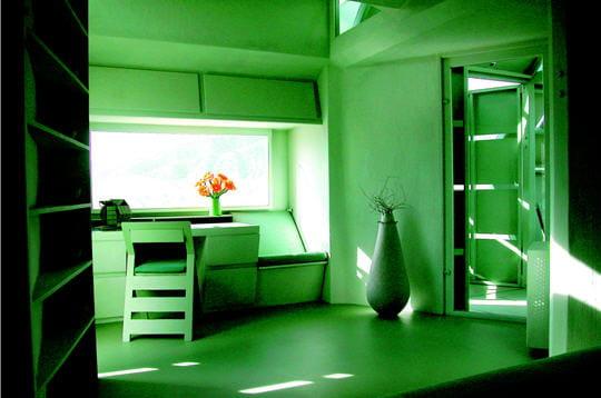 Vie en vert