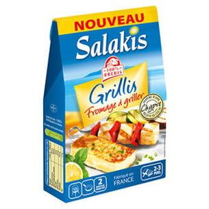 fromage à griller grillis de salakis