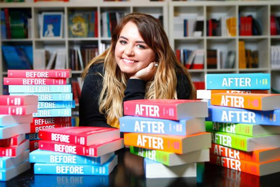 """Anna Todd: """"Mes livres donnent à certains l'envie de se raconter"""""""