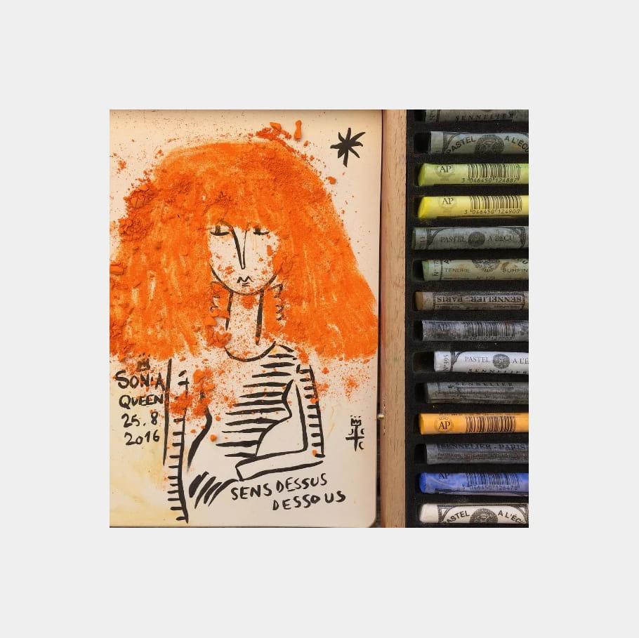 Instagram célèbre Sonia Rykiel