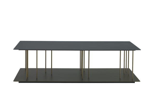Une table basse filaire
