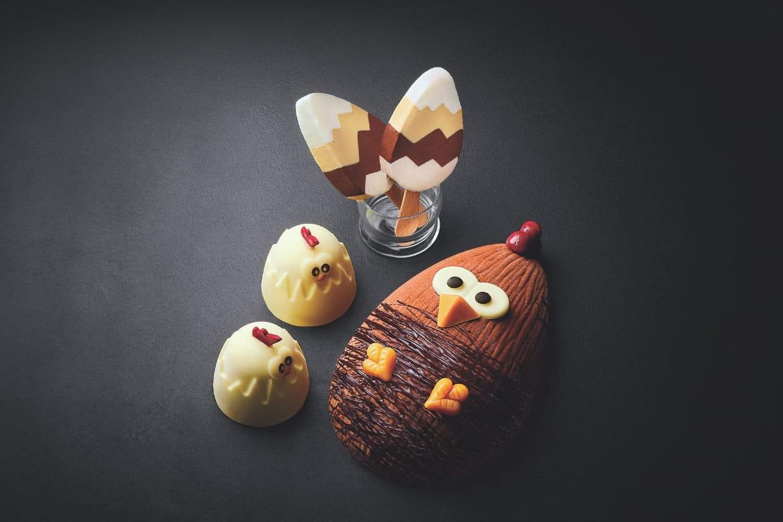 24chocolats de Pâques à prix doux