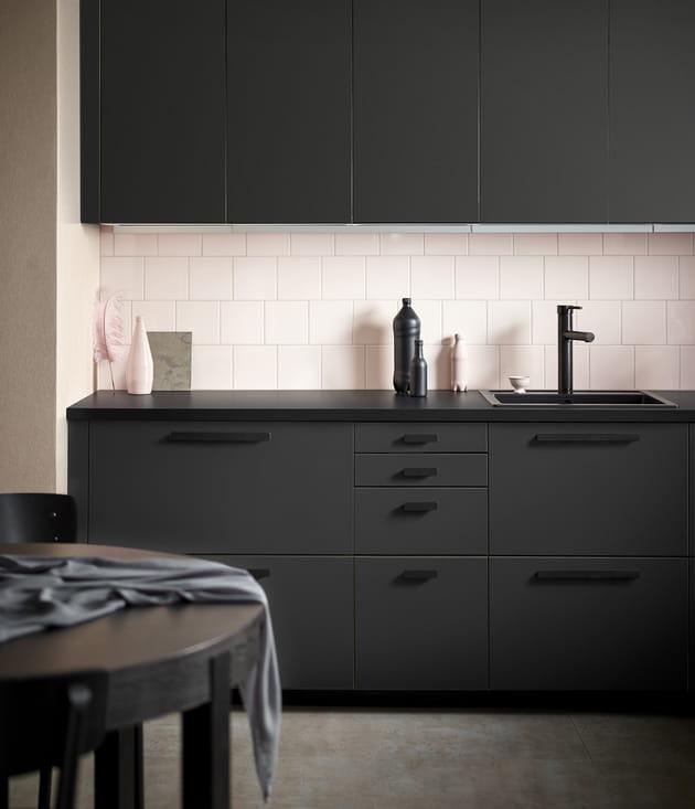 cuisine kungsbacka par ikea. Black Bedroom Furniture Sets. Home Design Ideas