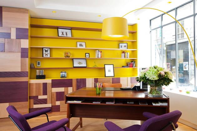 Le Crayon : un hôtel coloré et arty à Paris