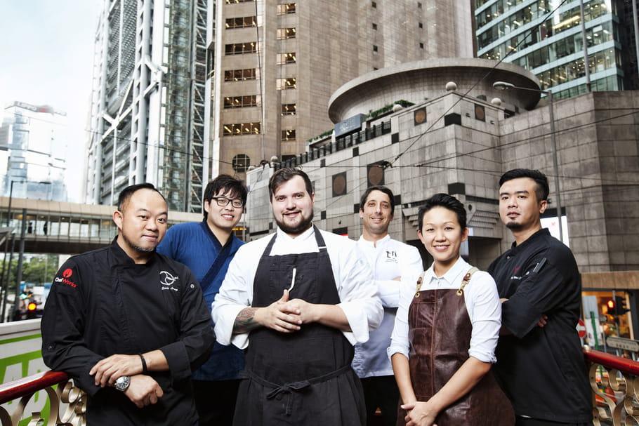 Hong Kong: le Wine and Dine Festival célèbre sa 8e édition