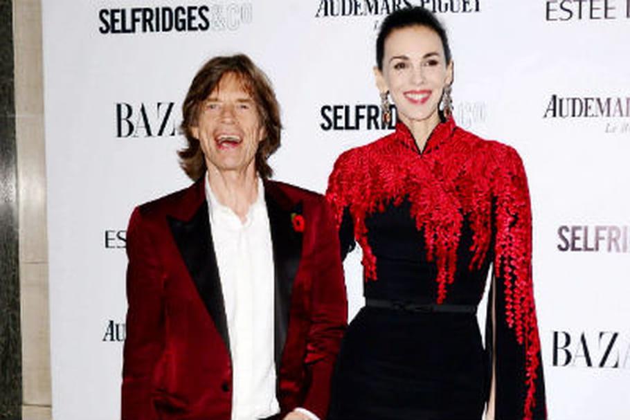 Mort tragique de L'Wren Scott, femme de Mick Jagger