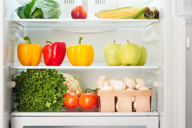 Mettre ses aliments au frigo