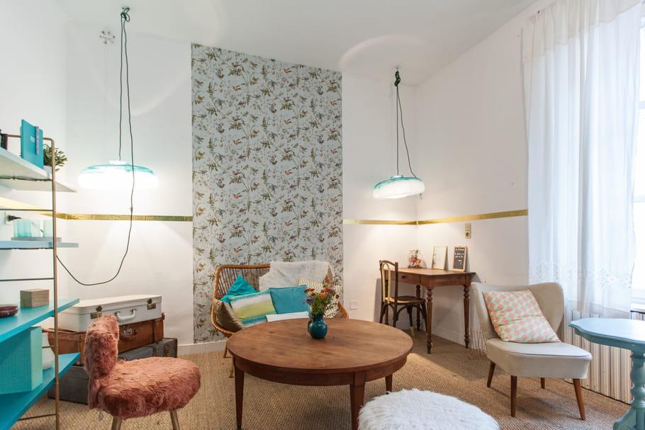 un l de papier peint c 39 est malin. Black Bedroom Furniture Sets. Home Design Ideas