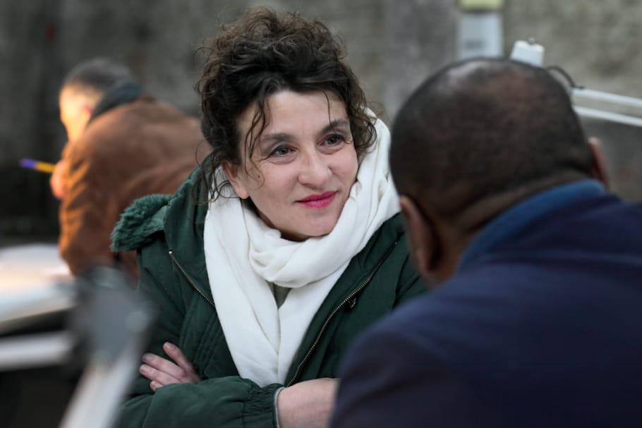 """Noémie Lvovsky: """"J'ai été élevée dans l'idée d'aider les plus fragiles"""""""