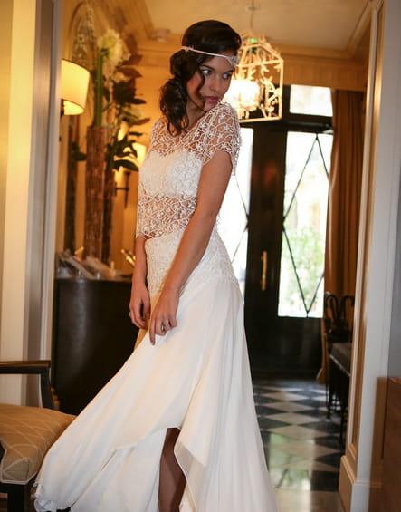 Robe de mariée Angèle