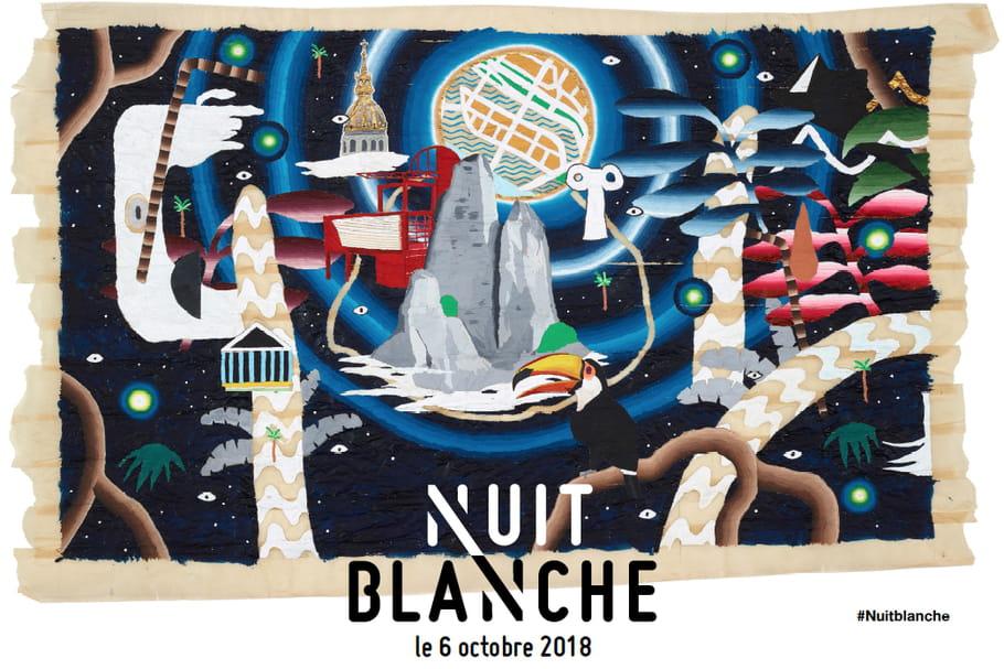 Nuit Blanche 2018: découvrez le programme étoilé