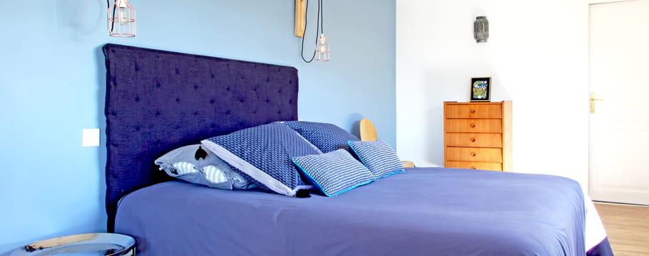 ma chambre en bleu une dco 100 charme et repos