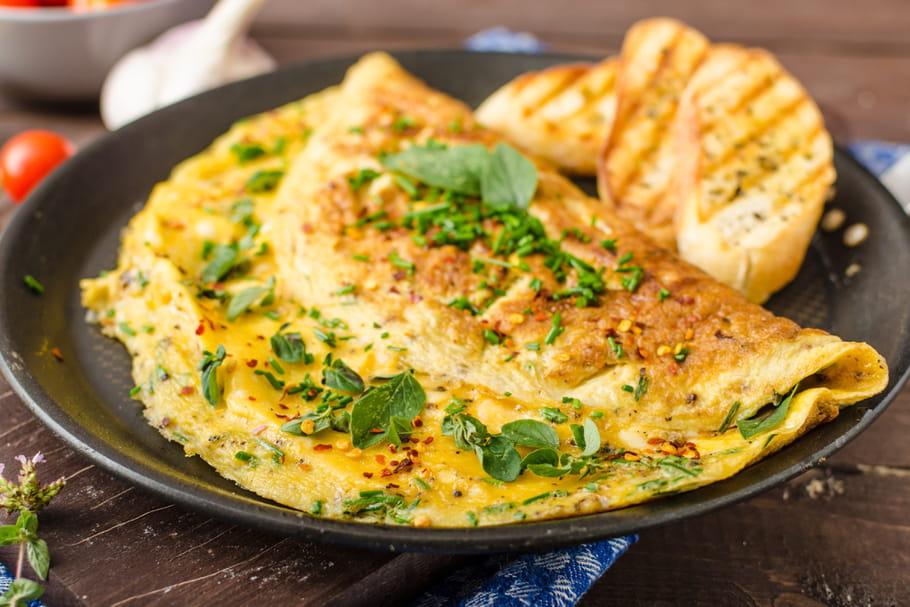 Comment faire une omelette?