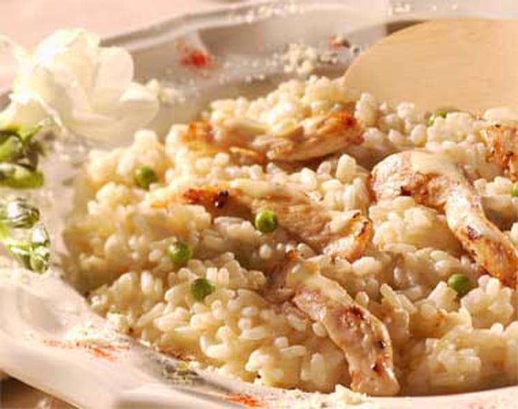 Aiguillettes de poulet au riz - Cuisiner aiguillette de poulet ...