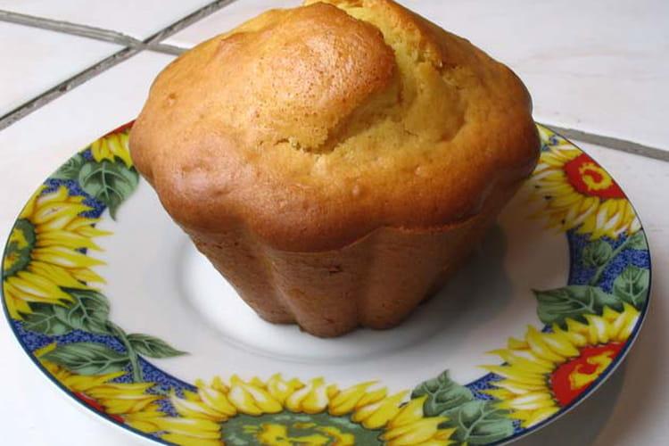 Muffins moelleux poires et miel