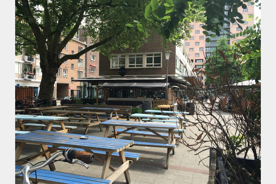 Pannekoekstraat, le Soho de Rotterdam