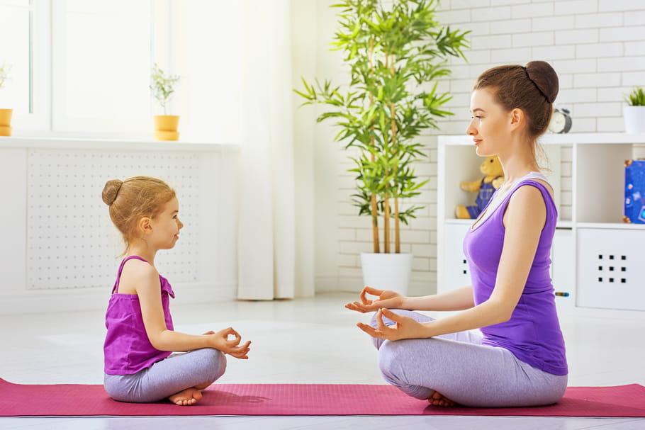 Méditation: quels bienfaits pour les enfants?
