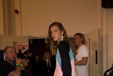 J.w.anderson (Backstage) - photo 35