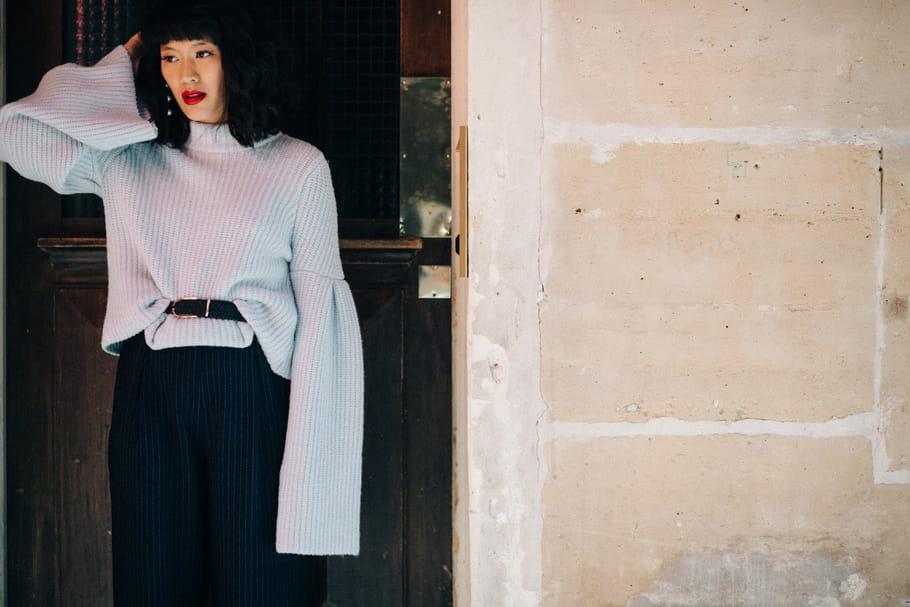 Le look blogueuse de la semaine: le chaud fait son show avec Leeloo