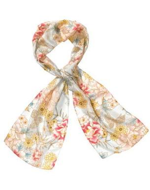 foulard imprimé de accessorize