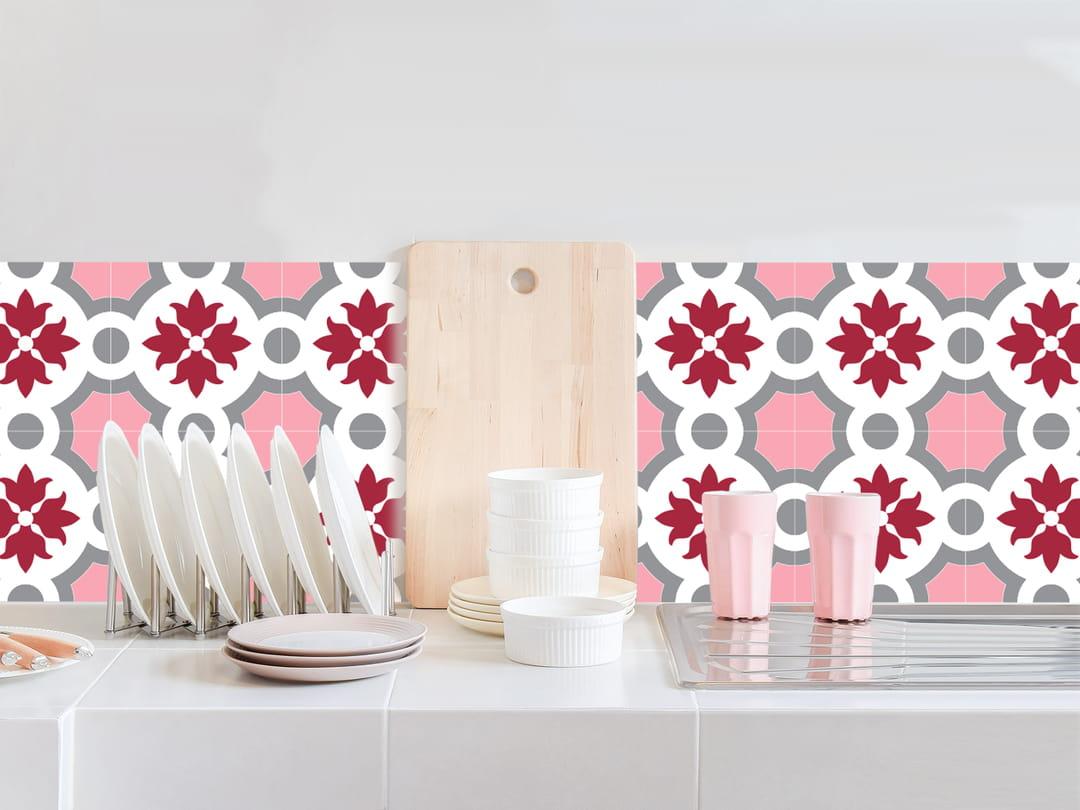 cuisine rose 5 id es pour se laisser tenter. Black Bedroom Furniture Sets. Home Design Ideas