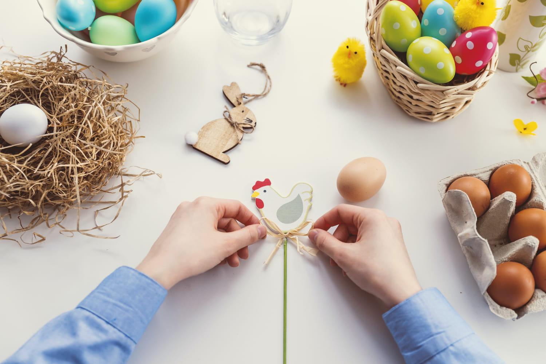 Décoration et DIY de Pâques: idées faciles à faire soi-même