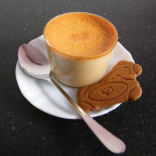crème biscuitée