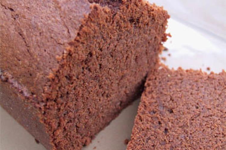 Cake au chocolat sans levure chimique