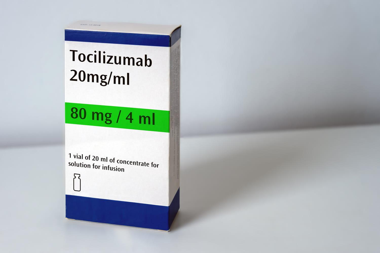 Tocilizumab(Roactemra): validé par l'OMS contre le Covid