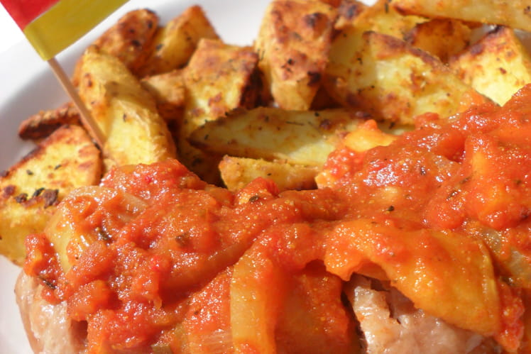 Currywurst allemande