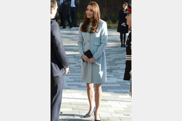 Kate Middleton le 19janvier 2015