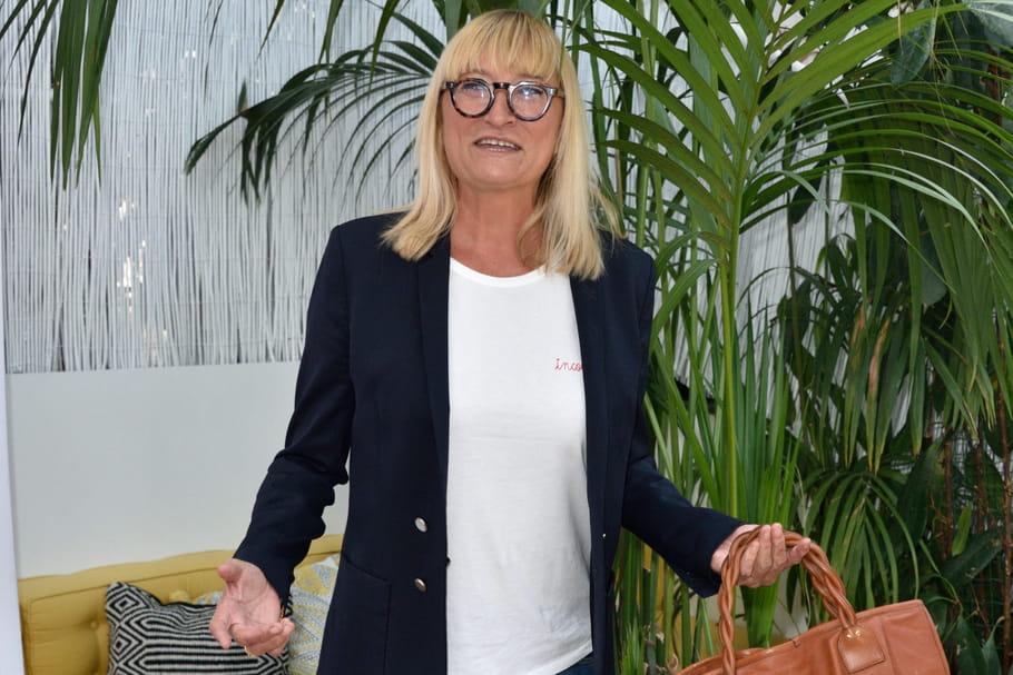 Christine Bravo, opérée d'une tumeuret censurée