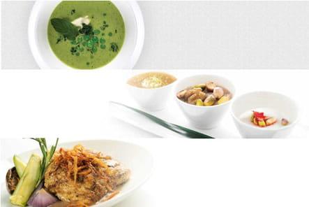Qatar : 4 chefs pour un menu