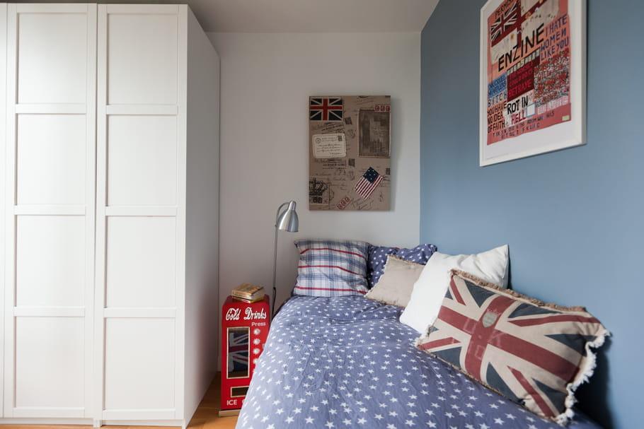 Style british chambre d 39 ado comment la d corer for Chambre style british