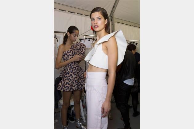 Isabel Marant (Backstage) - photo 35