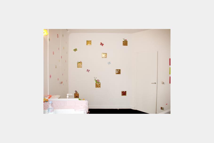 mur original appart 39 sur mesure pour vie de famille heureuse journal des femmes. Black Bedroom Furniture Sets. Home Design Ideas