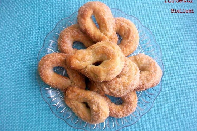 Biscuits Torcetti biellesi