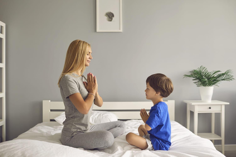 Comment initier les enfants à la méditation?