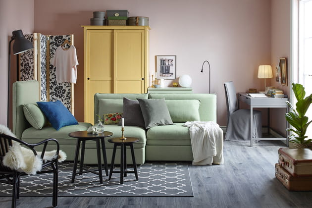 ikea quoi de neuf dans le nouveau catalogue 2017. Black Bedroom Furniture Sets. Home Design Ideas