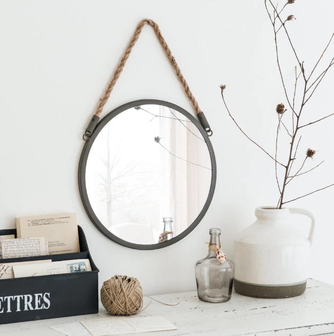 maisons-du-monde-miroir-metal-corde