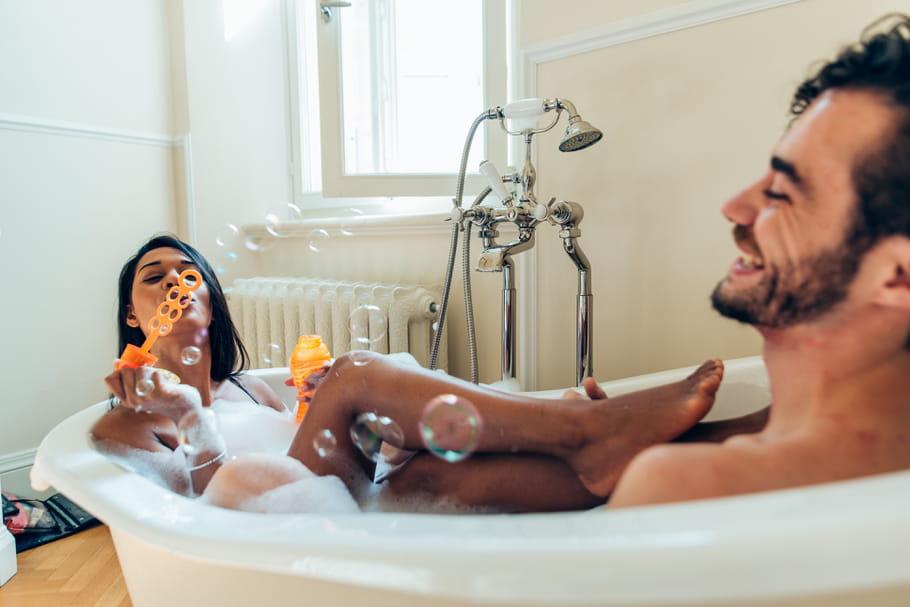 Bien faire l'amour dans une baignoire
