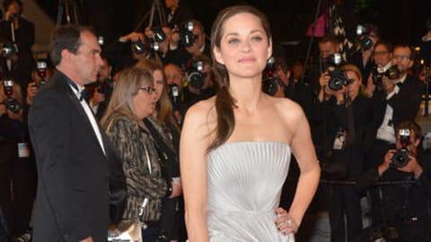 Look du jour Cannes 2014 : Marion Cotillard