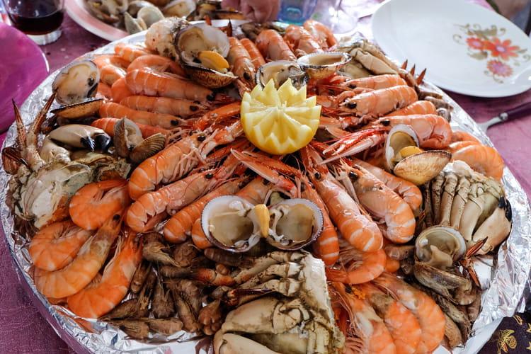 Recette de Plateau de fruits de mer