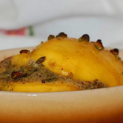 mangue au four
