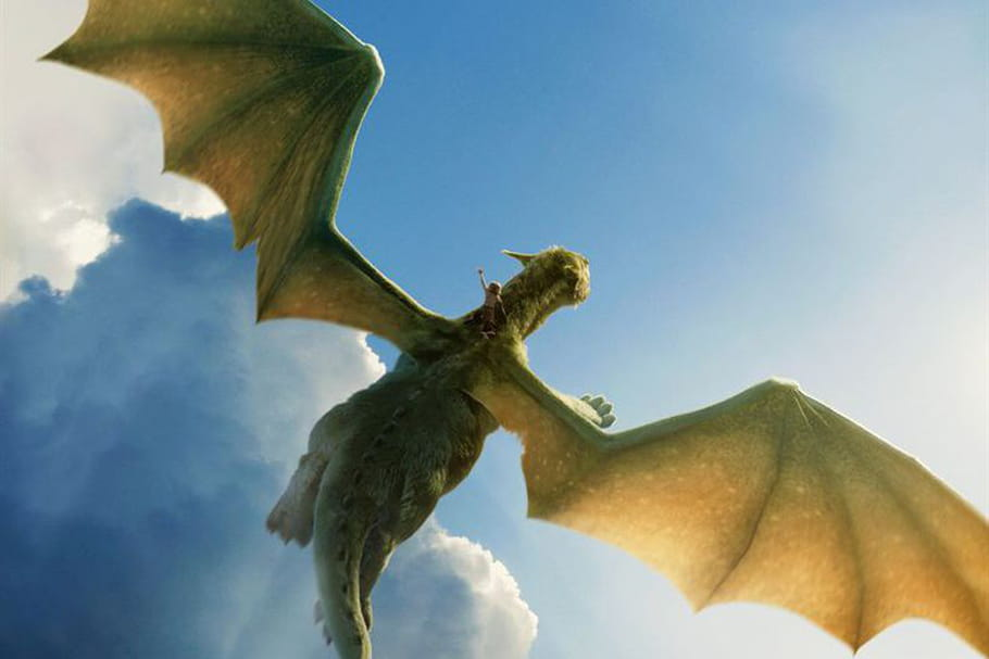 Peter et Elliott le Dragon, Moka... les sorties ciné du mercredi 17 août