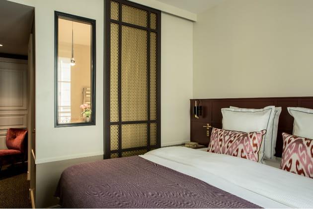 Une décoration qui varie selon les chambres