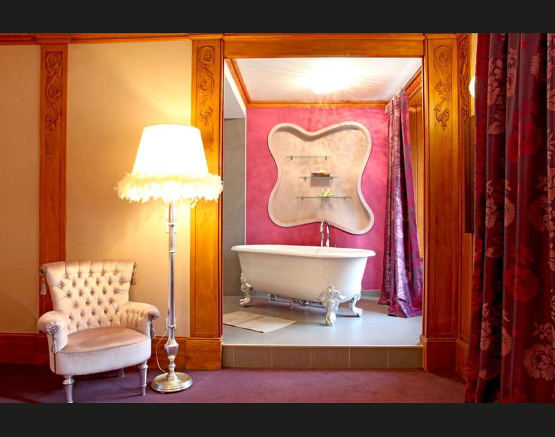 Une salle de bains pour Cendrillon