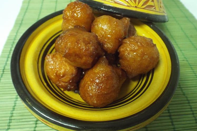 Loukoumade (beignets grecques)