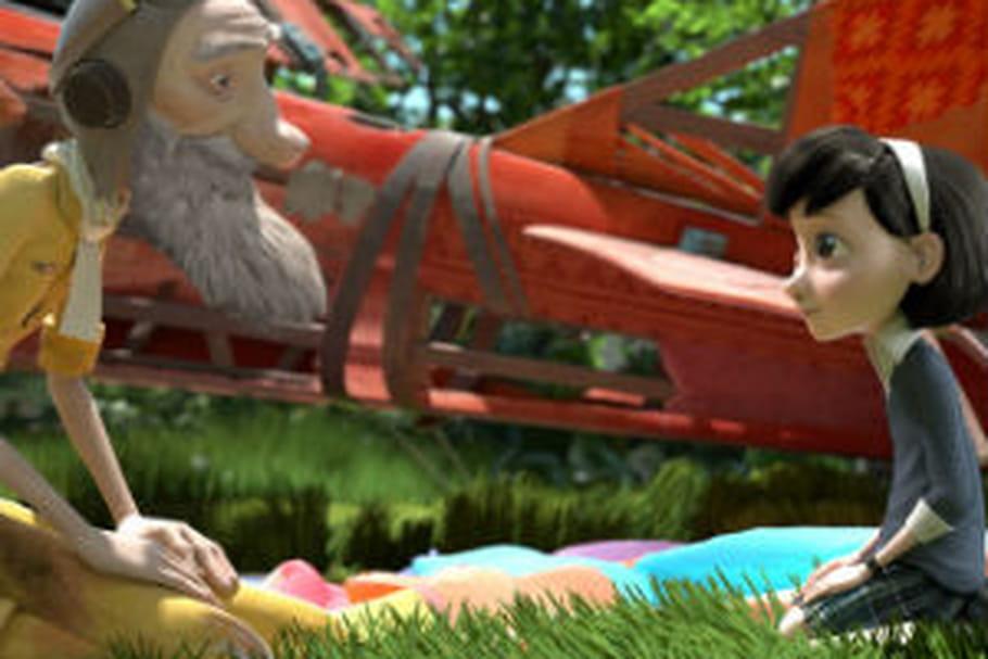 Le Petit Prince, c'est géant et c'est à découvrir d'urgence au cinéma !